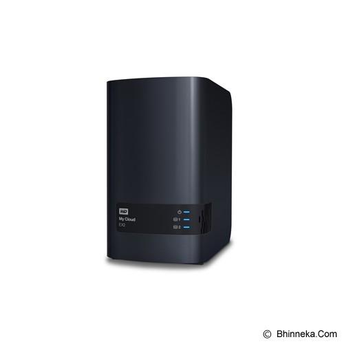 WD My Cloud EX2 0TB [WDBVKW0000NCH-SESN] - Smb Nas 2-Bay
